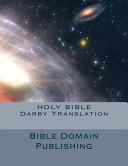Holy Bible Darby Translation