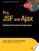 illustration Pro JSF and Ajax