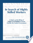 In Search of Highly Skilled Workers