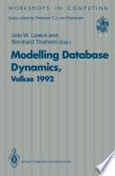Modelling Database Dynamics