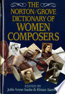 The Norton Grove Dictionary of Women Composers