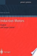 Induction Motors book