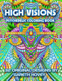 High Visions   Psychedelic Coloring Book