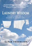 Laundry Wisdom