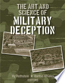 The Art And Science Of Military Deception