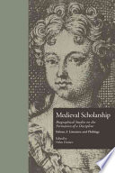 Medieval Scholarship Literature And Philology