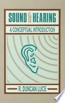 Sound   Hearing