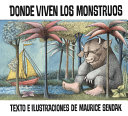 Where The Wild Things Are Spanish Edition