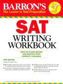 Barron s SAT Writing Workbook