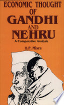 Economic Thought of Gandhi and Nehru