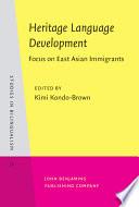 Heritage Language Development