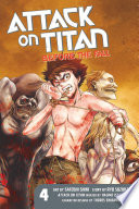Attack on Titan  Before the Fall Volume 4