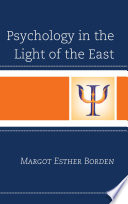 Psychology in the Light of the East