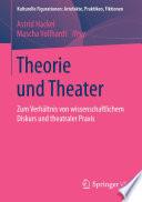 Theorie und Theater