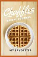 Keto Chaffle Blank Recipe Book