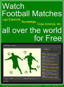 『 How to watch football soccer matches all over the world for free with just depositing $ 20 』