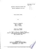 Selected irrigation return flow quality abstracts 1972 1973