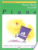 Alfred s Basic Piano Library   Theory Book 1B