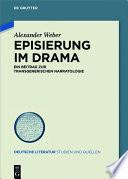 Episierung im Drama