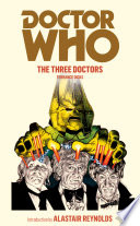 Doctor Who: The Three Doctors The Universe Even The Time Lords Are