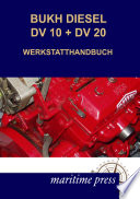 Bukh Diesel Dv 10   Dv 20 Werkstatthandbuch