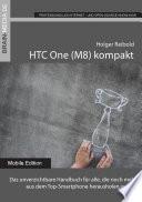 HTC One  M8  kompakt