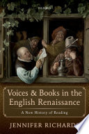 Voices and Books in the English Renaissance Book PDF
