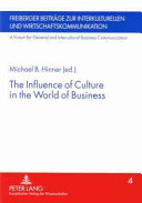 The Influence of Culture in the World of Business