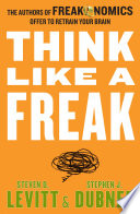 Think Like A Freak Book PDF