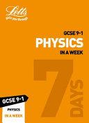 GCSE Physics in a Week
