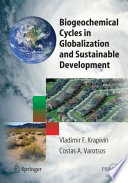 Biogeochemical Cycles In Globalization And Sustainable Development book