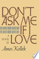 Book Don t Ask Me If I Love