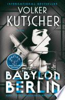 Babylon Berlin Pdf/ePub eBook