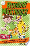 Rumori Mostruosi  libro illustrato per bambini
