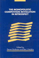 The monopolistic competition revolution in