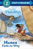 Moana Deluxe Step Into Reading  1  Disney Moana