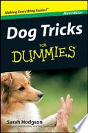 Dog Tricks For Dummies    Mini Edition