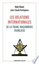Les relations internationales de la franc ma  onnerie fran  aise