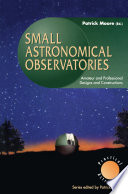 Small Astronomical Observatories