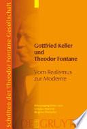 Gottfried Keller und Theodor Fontane