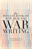 The Penguin Book of New Zealand War Writing