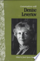 a review of denise levertovs the ache of marriage Guide to the denise levertov papers m0601 3 tradition of william carlos williams for example, in the ache of marriage, levertov writes: the ache of marriage:.