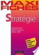Maxi fiches de stratégie