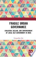 Fragile Urban Governance