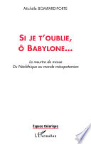 Si je t oublie     Babylone