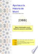 Datos relacionados con la industria azucarera motrileña.