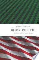 Body Politic Book PDF