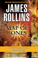 Map Of Bones With Bonus Excerpt From Altar Of Eden : intruders in monks' robes unleash a...