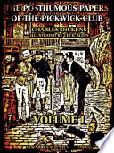 The Posthumous Papers of the Pickwick Club  Volume 1  of 2   Illustrations