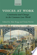 Ebook Voices at Work Epub Alan Bogg,Tonia Novitz Apps Read Mobile